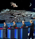 Thumbnail image for Moonbase issue casts shadow on final GOP debate