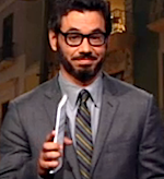 Thumbnail image for Al Madrigal tells Jon Stewart all about the 'Latino Vote'