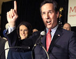 Thumbnail image for Clean sweep: Santorum not pooped out yet