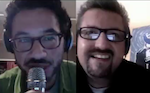 Thumbnail image for POCHO Podcast #1: Lalo Alcaraz and Al Madrigal have words for you