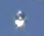 Thumbnail image for Video documents February UFO over Mexico City