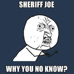 Thumbnail image for Arizona Sheriff Joe Arpaio's Pocho Ocho unsolved mysteries