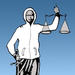Thumbnail image for My name is Lady Justice and I endorse this message
