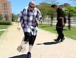 Thumbnail image for Peep a phresh Crip Walk vid right here – from Spain