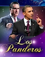 Thumbnail image for Obama, Romney kiss brown butt in exciting panderama! (video)