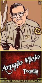 Thumbnail image for Arizona's Sheriff Joe Arpaio launches own tequila brand
