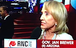 Thumbnail image for Breaking: AZ Gov. Jan Brewja endorses President Obama (video)