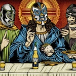 Thumbnail image for Jesus Christos and His 12 Apostle-Luchadores: 'The Last Fiesta' (toons)