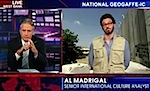Thumbnail image for Al Madrigal to Jon Stewart: Mexicans lack 'culture of success' (video)
