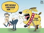 Thumbnail image for Pocho Ocho reasons Mitt Romney is hiding his tax returns
