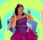 Thumbnail image for It's my quince and I'll dance if I want to – all sexys invited! (video)