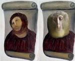Thumbnail image for New monkey species resurrects 'restored' Spanish Jesus controversy