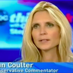 Thumbnail image for Talking head Ann Coulter can eat her own shit sandwich