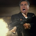 Thumbnail image for Mitt-faced: Shocking pix leaked from Romney Florida trip