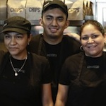 Thumbnail image for Latino-lover Romney visits a Chipotle store for a photo opportunity