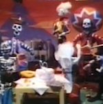 Thumbnail image for Who could ask for more? Oingo Boingo 'Dead Man's Party' (music video)