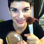 Thumbnail image for Your Mitt Romney Spanish TV bronzer makeup tutorial (video)