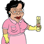 Thumbnail image for Consuela: 'Mr. Grover Norquist, you are out of Pledge' (toon)