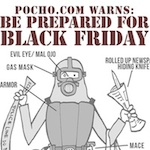Thumbnail image for Pocho Ocho top tips for surviving Black Friday 2015