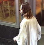 Thumbnail image for Dead Man Walking! Jesus at Hollywood Christmas Parade (photos)