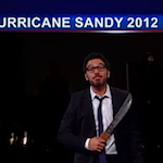Thumbnail image for Al Madrigal in downtown Manhattan for The Daily Show (video)
