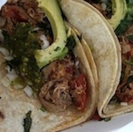 Thumbnail image for Tia Lencha's Cocina: Oh jes! Thanksgiving turkey al pastor tacos