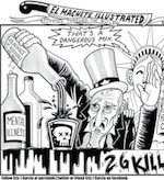 Thumbnail image for Millions of guns – affordable health care = dangerous mixture (toon)