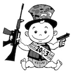Thumbnail image for Happy New Year from Your National Rifle Association (toon)