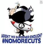 Thumbnail image for Artstrike #nomorecuts: Artists fight budget cuts, demand fair taxes