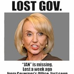 Thumbnail image for Lost Governor! Please print and share!