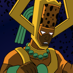 Thumbnail image for Mayan Galactus ends the world as we know it (toon)