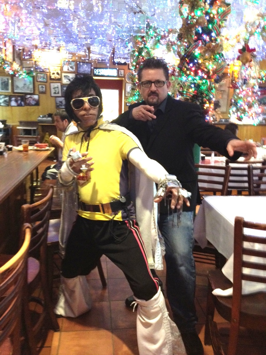I Went To San Antonio And Met The Mexican Elvis Photos