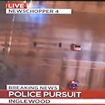 Thumbnail image for Live from LAX: Best police chase video ever!