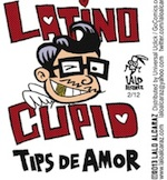 Thumbnail image for La Cucaracha: Latino Cupid offers his 'Tips de Amor' (toon)