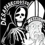 Thumbnail image for Can Pope Francis I make history disappear? (toon)