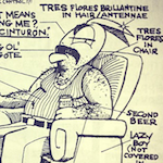 Thumbnail image for Classic La Cucaracha: How to spot a Mexican dad (1992 toon)
