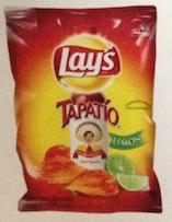 Thumbnail image for Pocho Ocho new Mexican-flavored products (like Tapatio Cheetos)