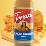 Thumbnail image for 'Chicken 'N Waffles' flavored syrup for coffee is racist, critics say