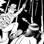 Thumbnail image for Indiana Jones and the Raiders of the Lost Art (toon)