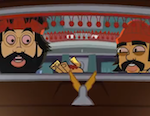 Thumbnail image for Cheech and Chong's 'Animated Movie!' fires up the oldies (video)