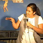 Thumbnail image for Cristela Alonzo is from the Mexican part of Texas, i.e. Texas (video)