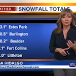 Thumbnail image for And the Best TV Meteorologist Award goes to Lisa Hidalgo (video)