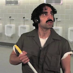 Thumbnail image for If there's a mess that needs cleaning, you need 'Soap Man' (video)