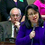 Thumbnail image for En Español, MN lawmaker tells why she voted for gay marriage (video)