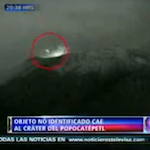 Thumbnail image for Are UFO/OVNIs flying into the Popocatepetl volcano AGAIN? (video)