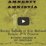 Thumbnail image for Eric Holland: It's time for 'Amnistia' again (music video)