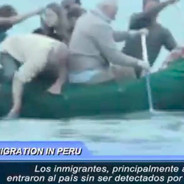 Thumbnail image for Illegal American and European boat people heading for Peru (video)