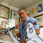 Thumbnail image for Happy Birthday to cartoonist Sergio Aragones