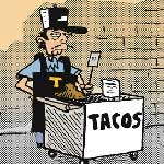 Thumbnail image for La Cucaracha: Support striking fast food workers! (toon)