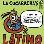 Thumbnail image for La Cucaracha: Your Latino Heritage Month Highlights (toon)
